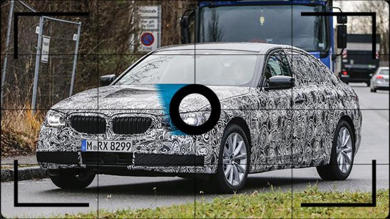 [Copertina] - BMW Serie 5, la nuova sarà così