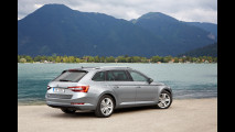 Nuova Skoda Superb Wagon
