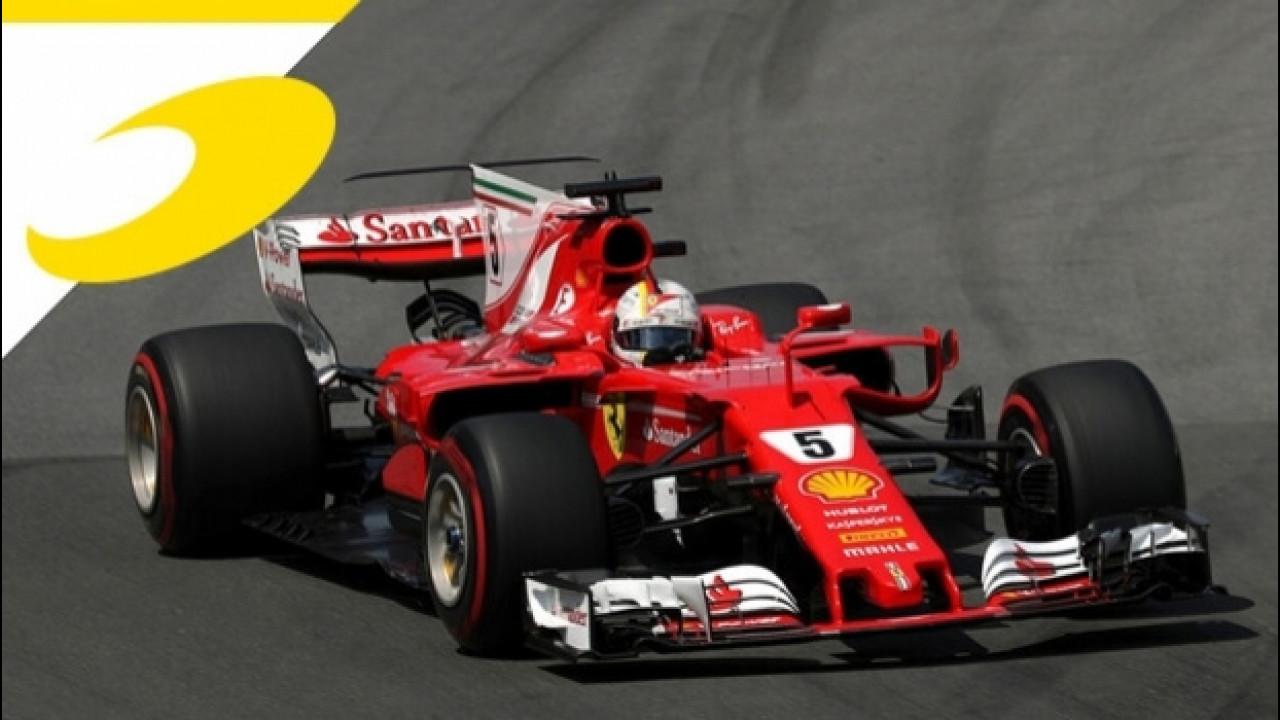 [Copertina] - Formula 1, per Vettel