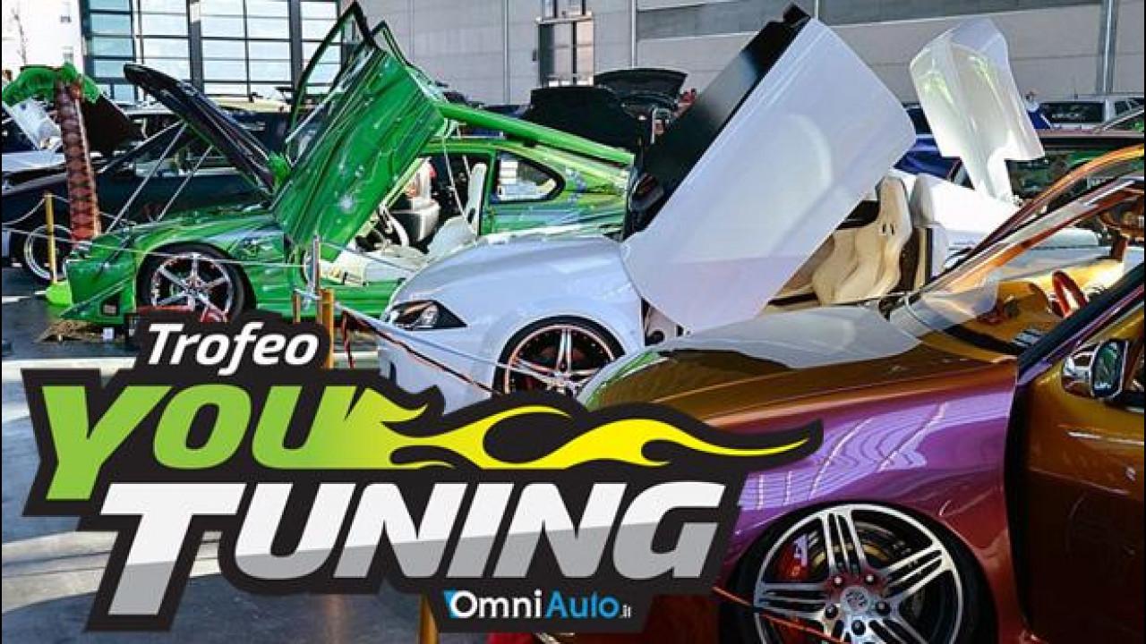 [Copertina] - My Special Car Show, OmniAuto.it lancia il trofeo YouTuning