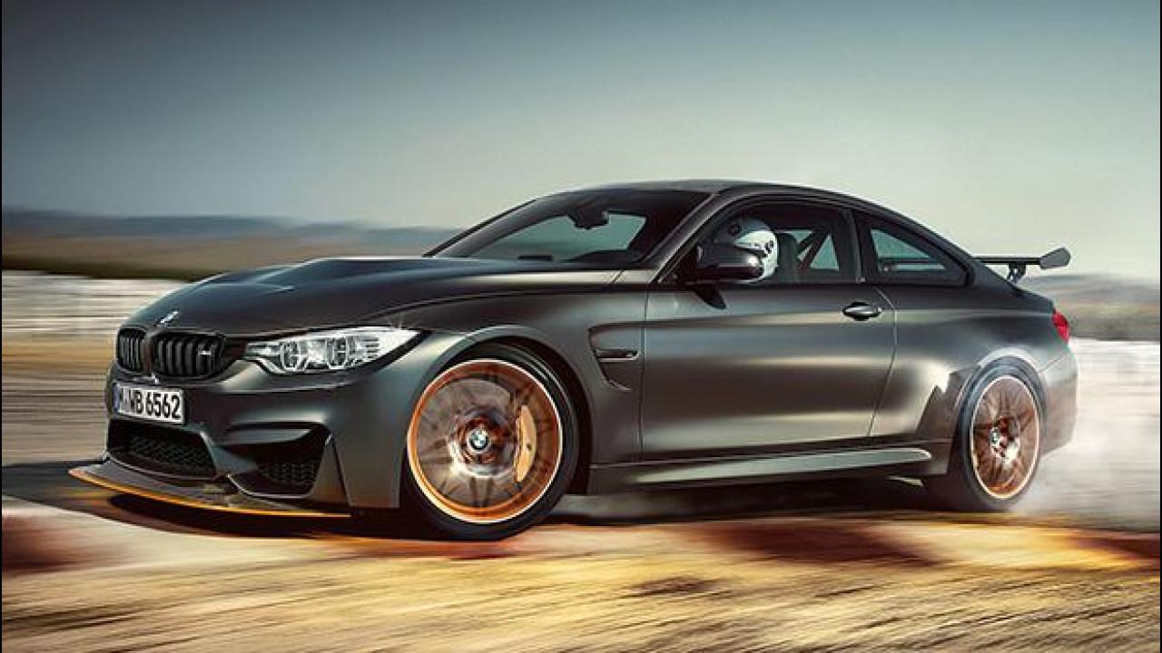 [Copertina] - BMW M4 GTS, ecco il record al Nurburgring [VIDEO]