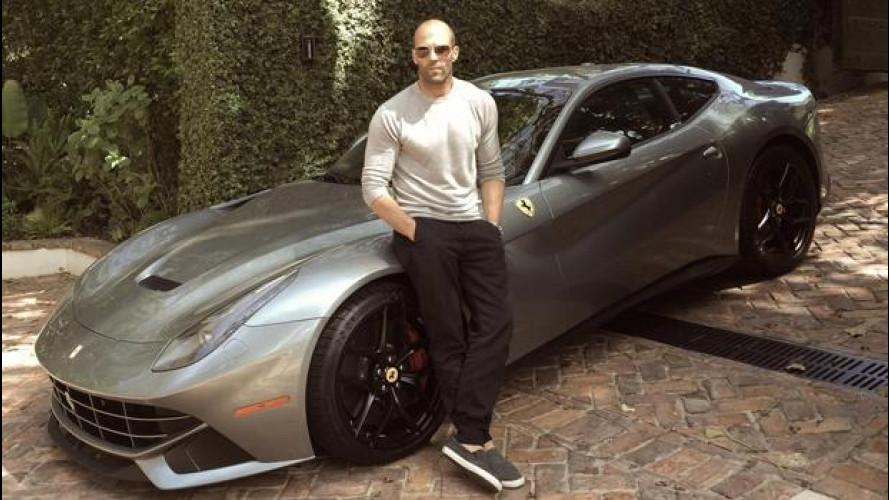 Fast & Furious 7, il cattivo viaggia in Ferrari