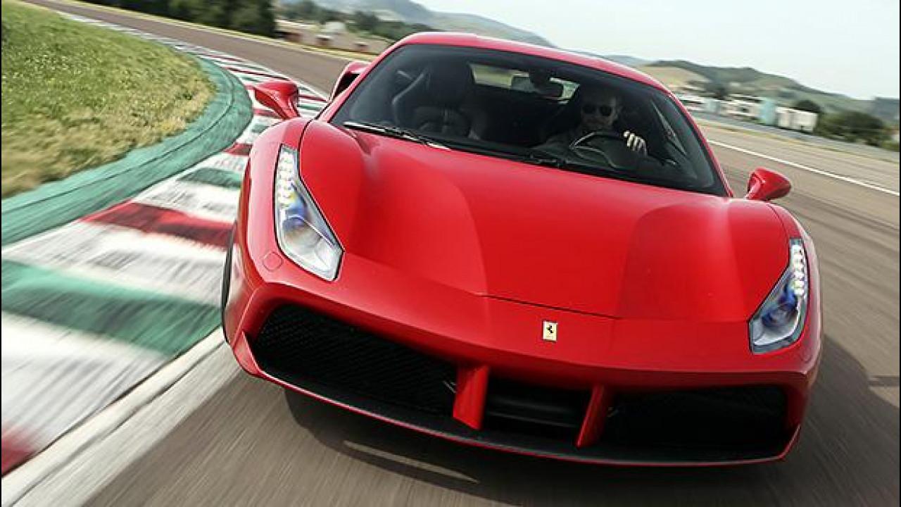 [Copertina] - Ferrari è il marchio italiano automotive