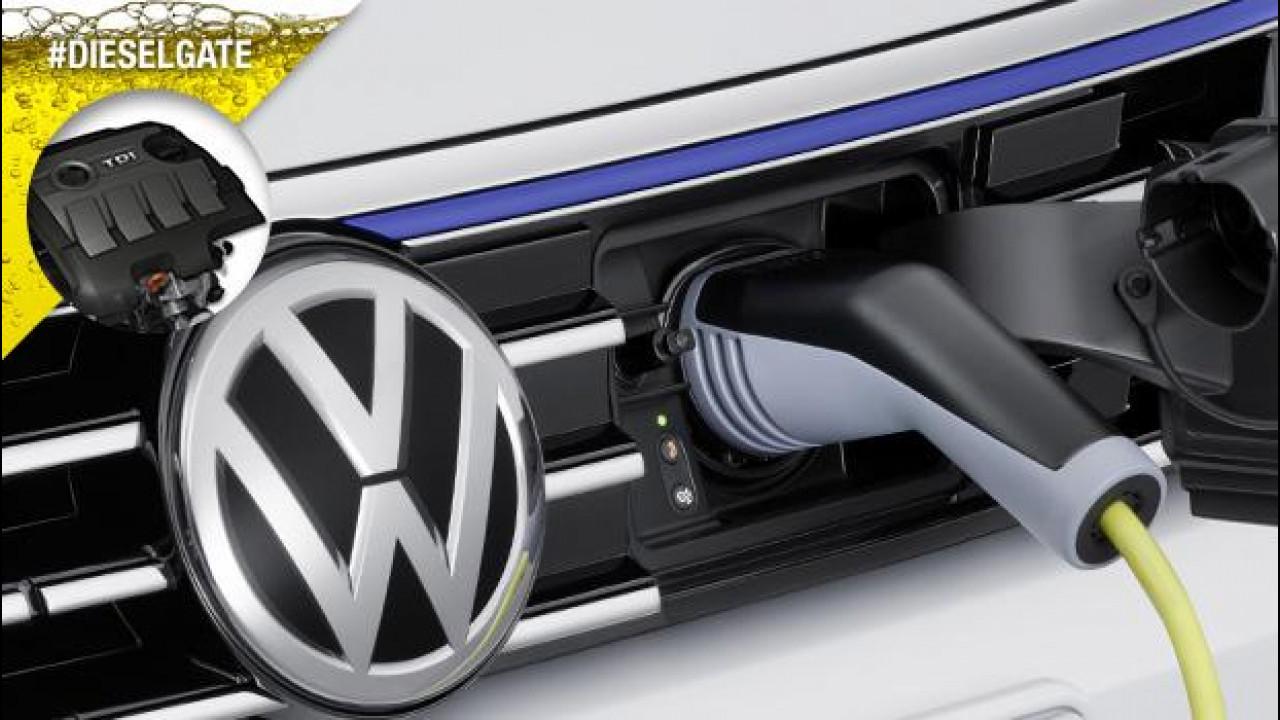 [Copertina] - Dopo Dieselgate, il futuro di Volkswagen adesso è l'elettrico