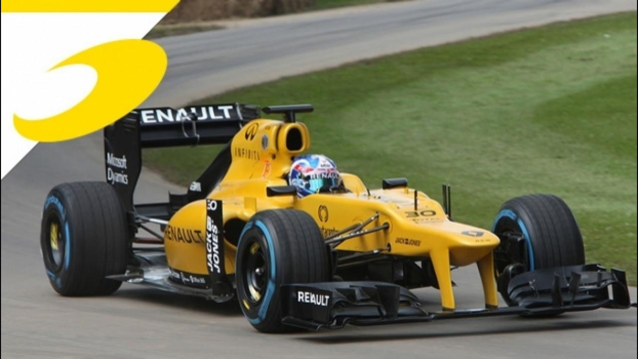 [Copertina] - Formula 1, Robert Kubica torna con la Renault