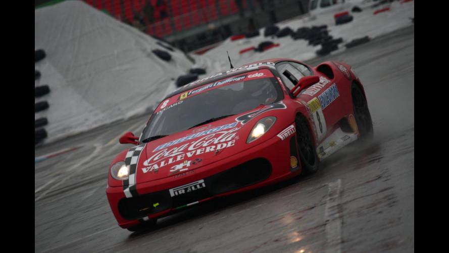 Motor Show 2009: Gianniberti re del Ferrari Challenge