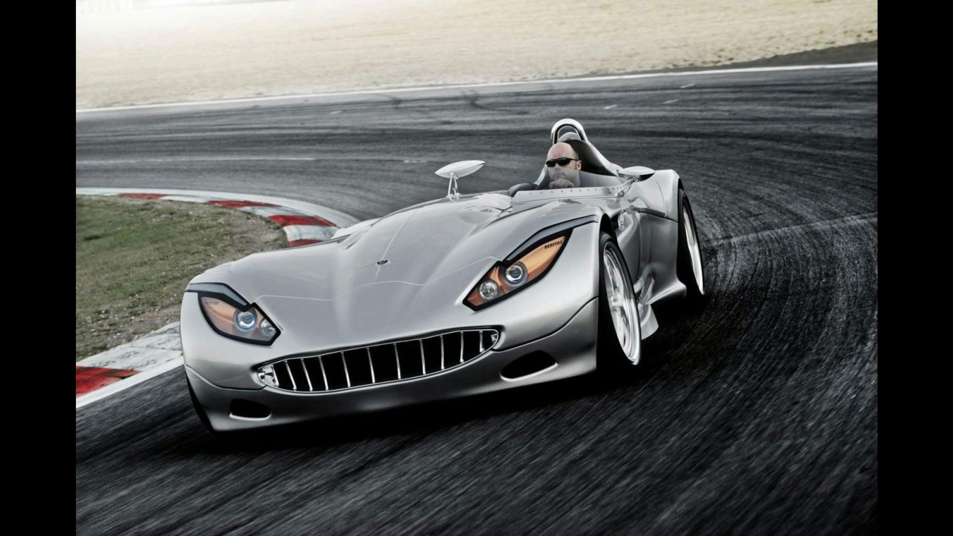 Schemi Elettrici Rs : Veritas rs iii roadster inizia la produzione motor italia