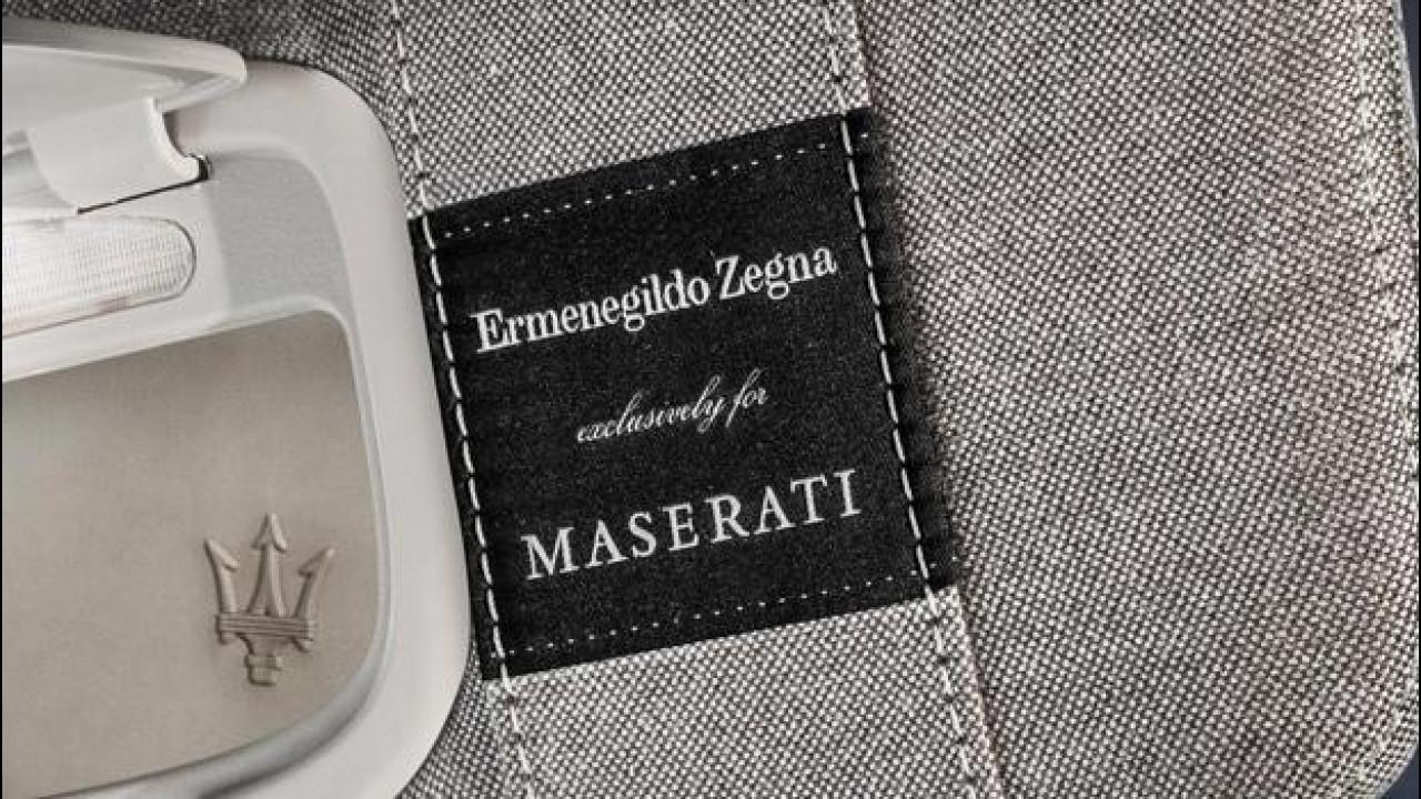 [Copertina] - Maserati Ghibli e Quattroporte Ermenegildo Zegna, quelle di serie