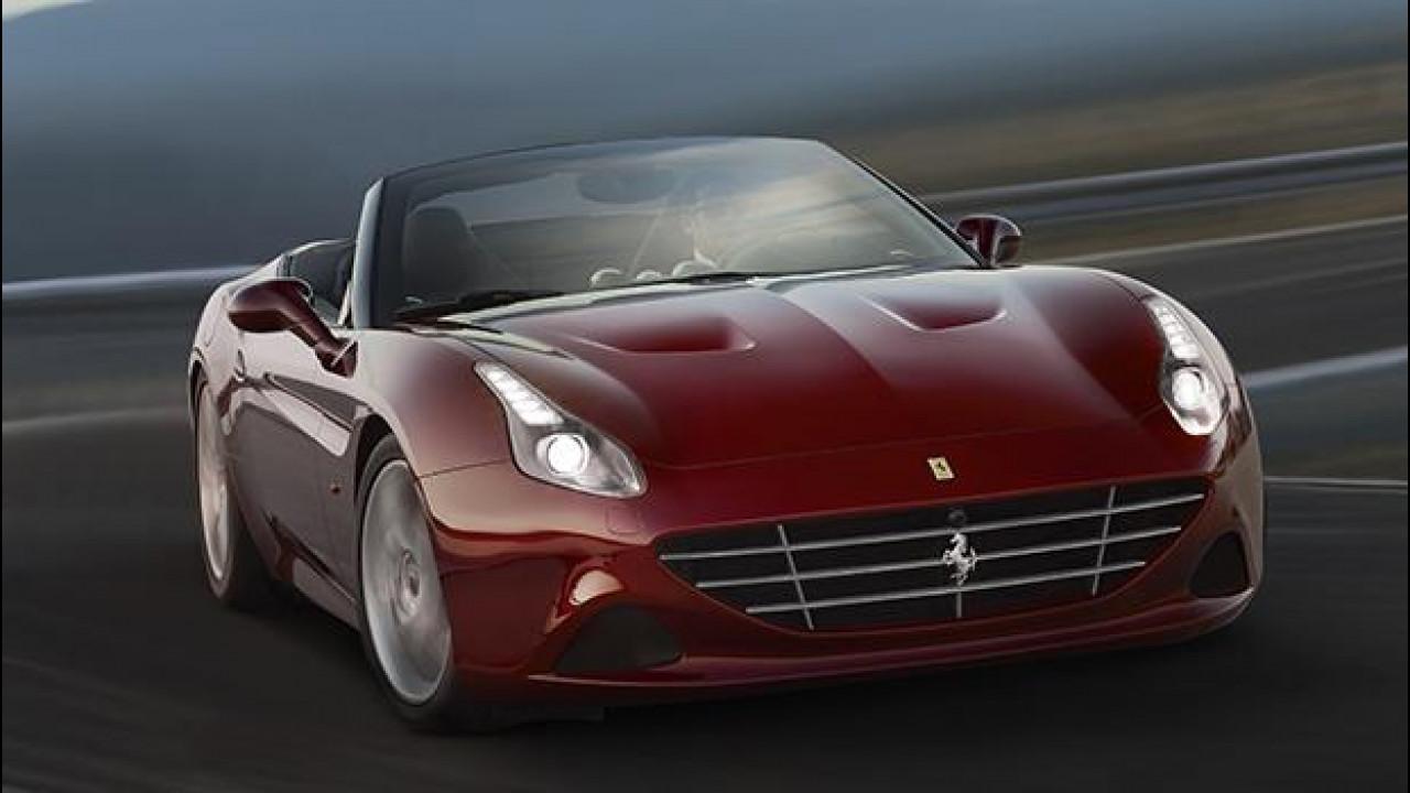 [Copertina] - Ferrari California T, arriva l'Handling Speciale