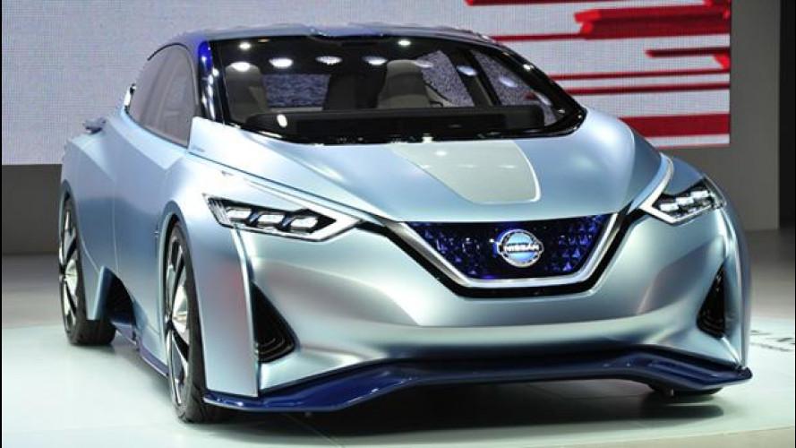Nissan IDS Concept, quando guida autonoma non è sinonimo di noia [VIDEO]