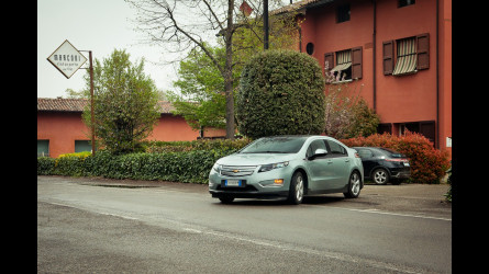 Viaggi - Chevrolet Volt, l'elettrica