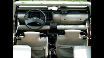 Fiat Panda 4x4 Strip by Italdesign