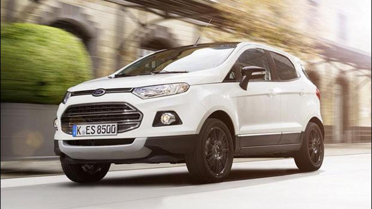 [Copertina] - Ford EcoSport S, buona la seconda