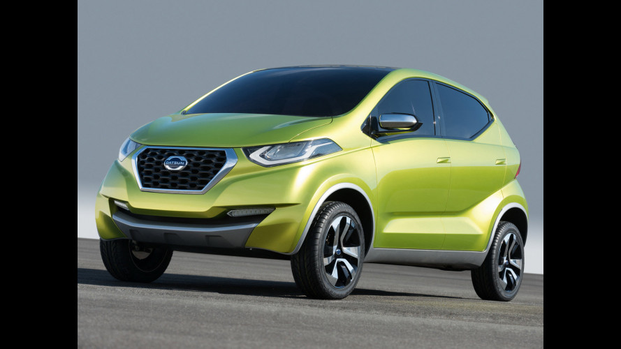 Datsun redi-GO concept [VIDEO]