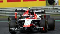 Jules Bianchi (FRA), Marussia F1 Team, 27.07.2014, Hungarian Grand Prix, Budapest / XPB
