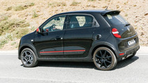 More powerful Renault Twingo spy photo