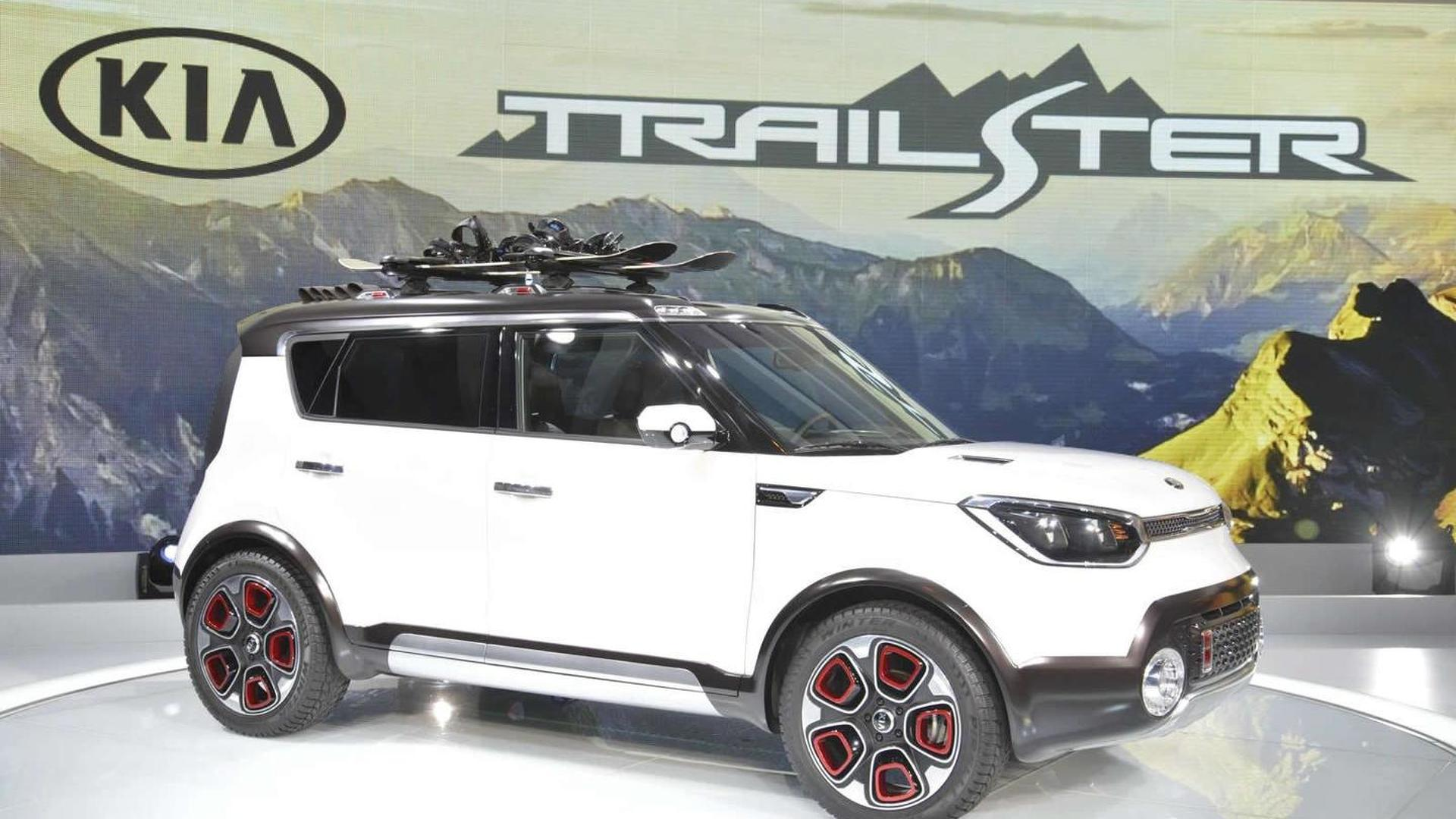 Kia Trail Ster Concept Arrives In Chicago As An Off Road Soul With Electric All Wheel Drive