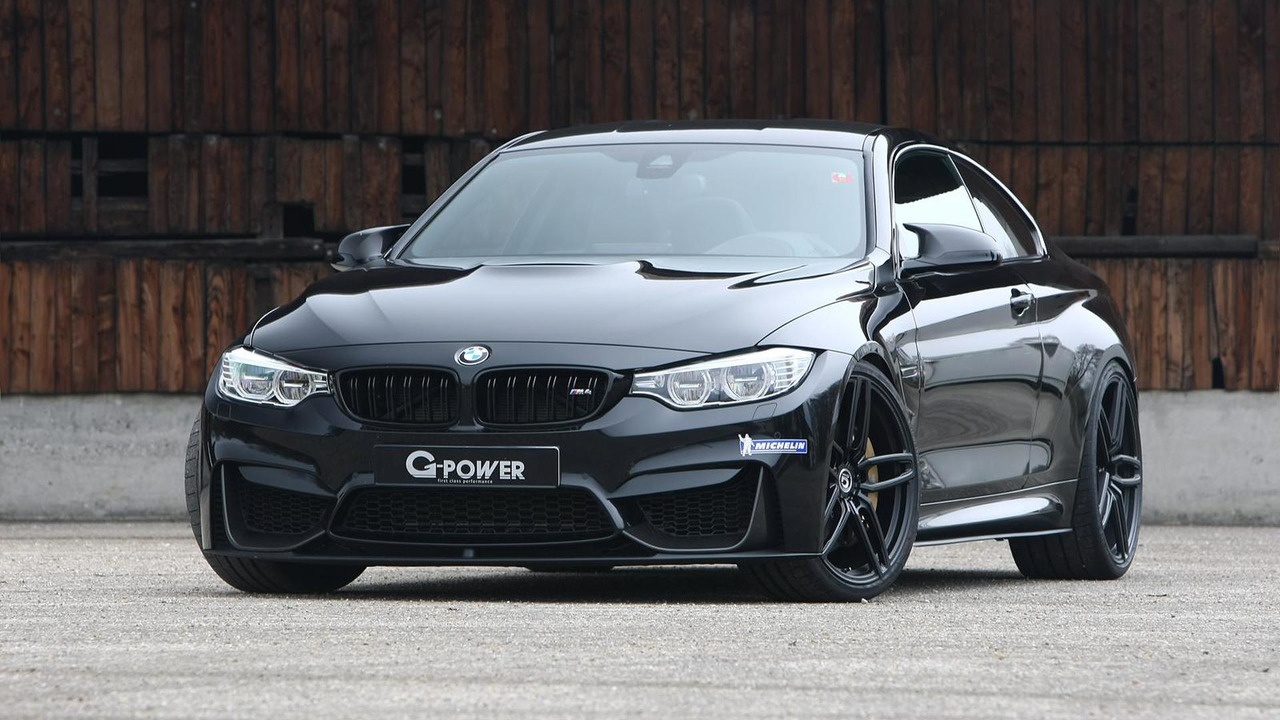 bmw m4 coupe tuned to 520 hp by g power. Black Bedroom Furniture Sets. Home Design Ideas