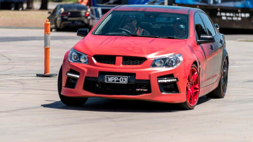 HSV GTS by Walkinshaw Performance