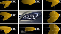 Opel headlight technology
