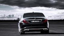 Next generation Mercedes-Benz E-Class Coupe render