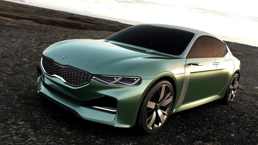 Kia to launch RWD sports sedan next year