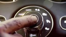 Bentley Bentayga interior screenshot from teaser video