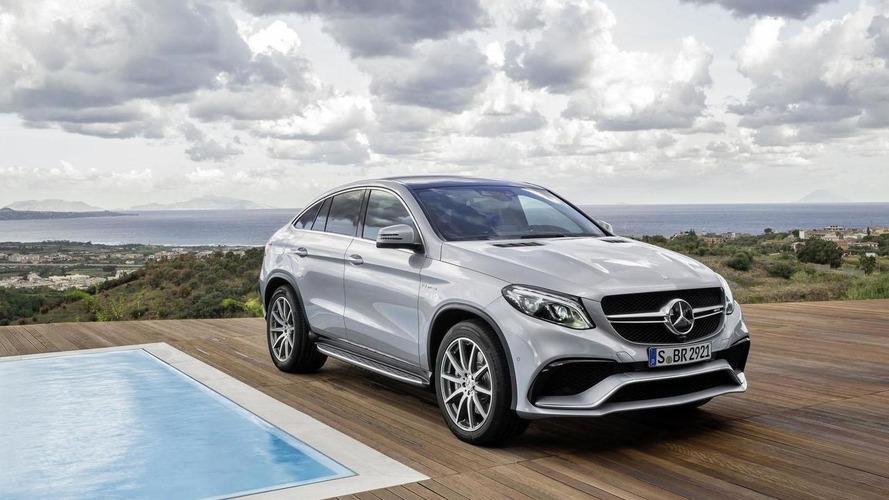 Mercedes-Benz GLE Class