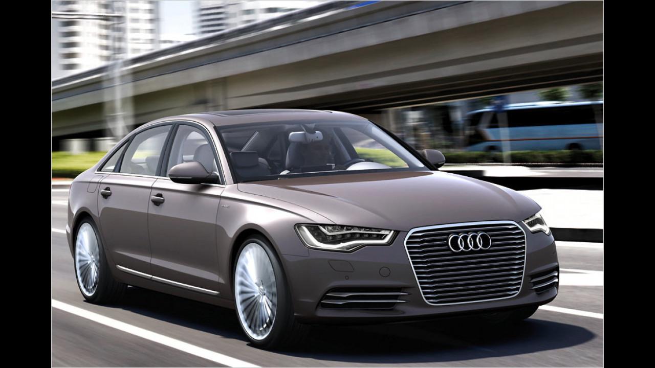 Audi A6L e-tron Concept