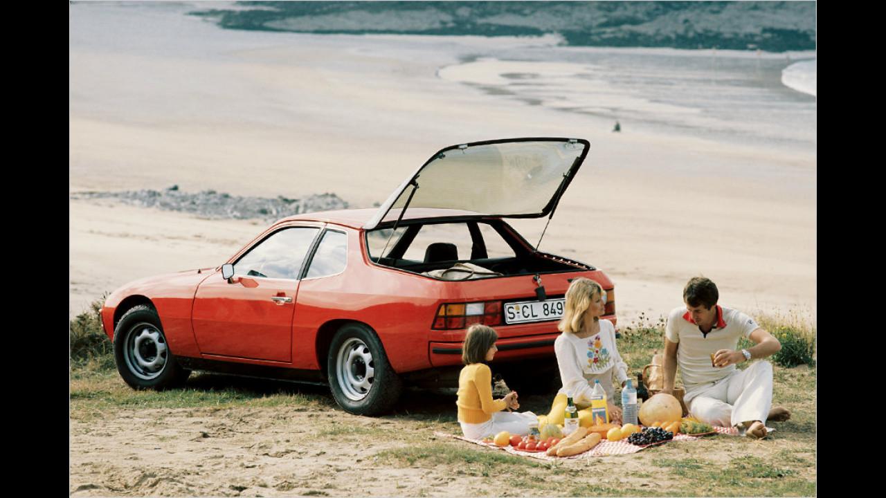 Der Porsche 924 (1976 bis 1988)