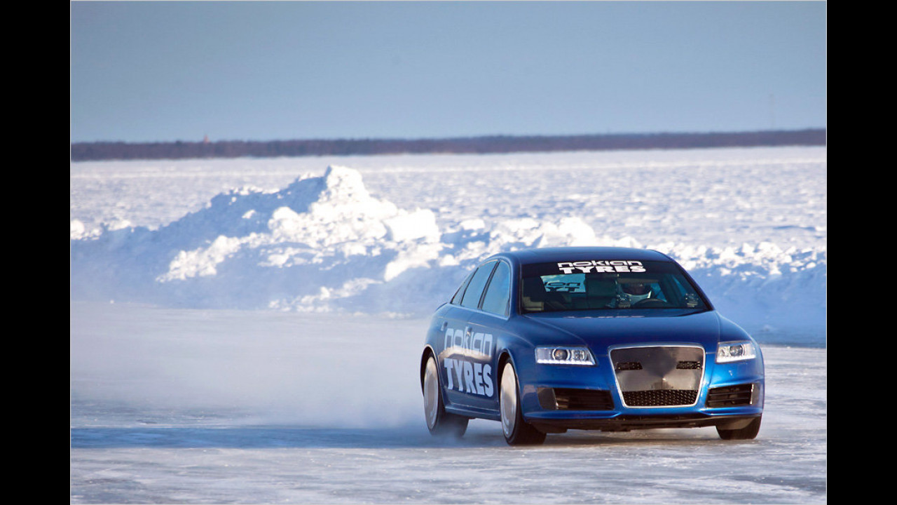 Weltrekord auf Eis
