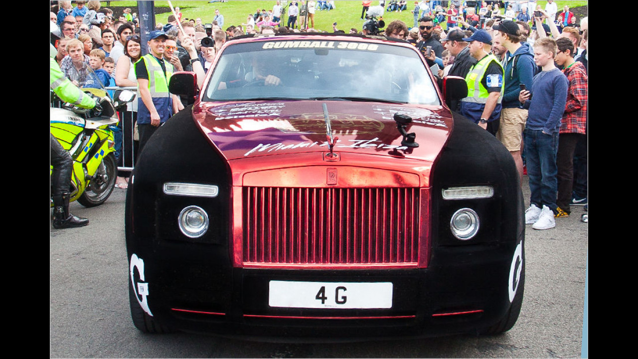 Rolls-Royce Phantom Coupé Gumball 3000 (2014)