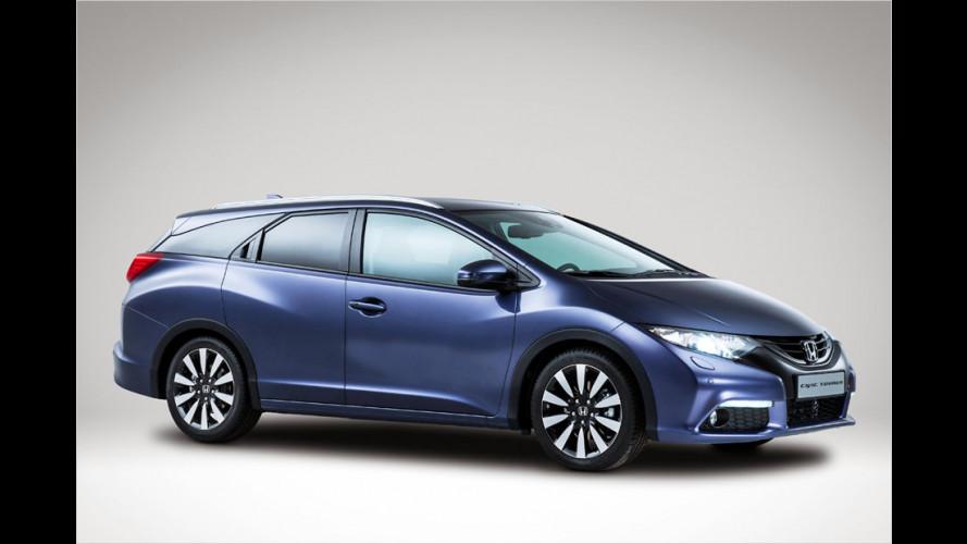 Honda Civic: Variant auf Japanisch