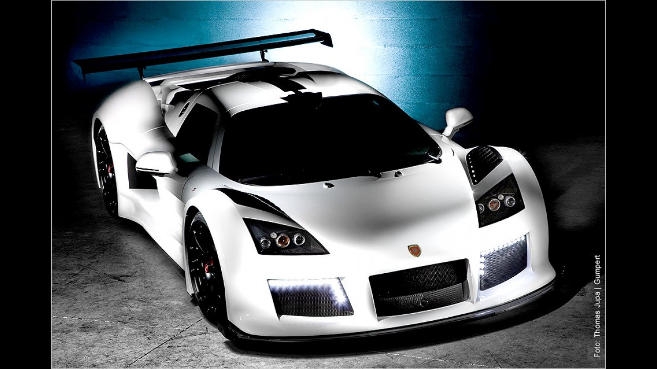 360 km/h: Gumpert Apollo