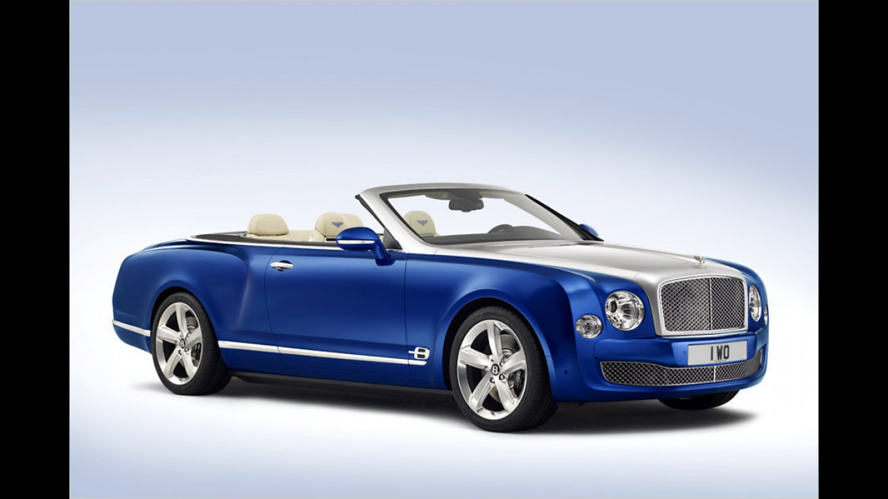 Bentley Grand Cabriolet Concept