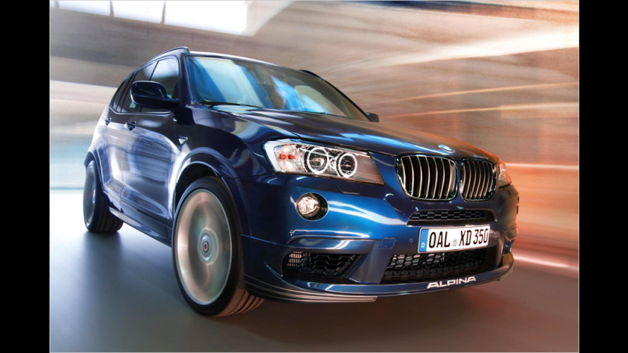 BMW Alpina XD3 Biturbo