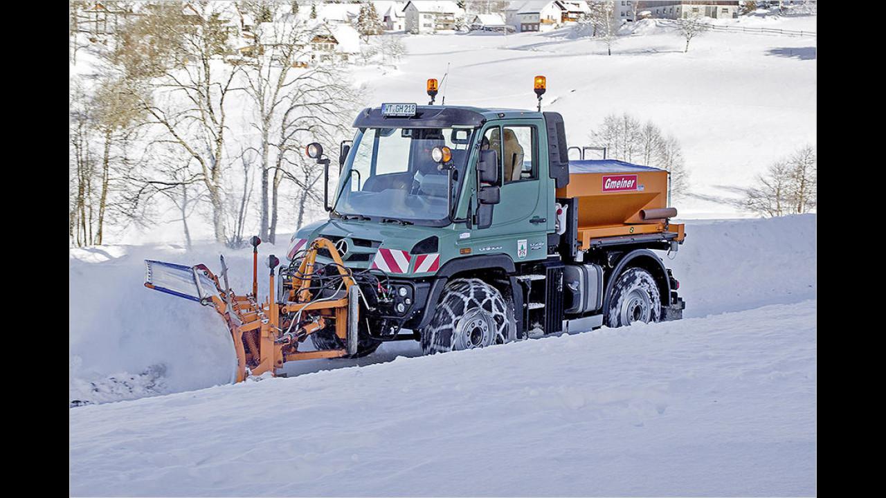Klassiker im Schnee