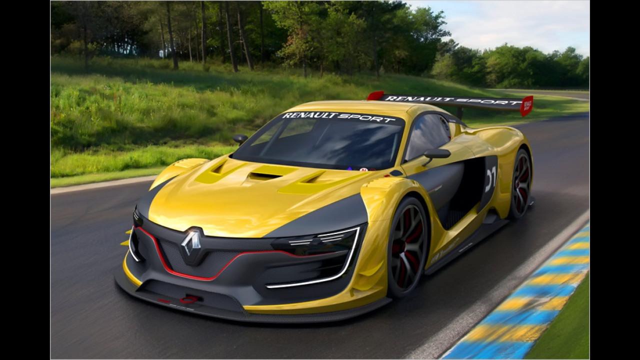 Markenpokal-Renner mit Nissan-GT-R-Motor