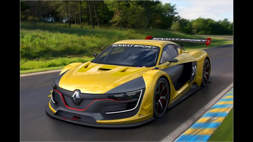 Renault Sport enthüllt neuen Rennwagen R.S. 01