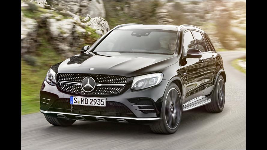 Mercedes-AMG macht den GLC zum 43er