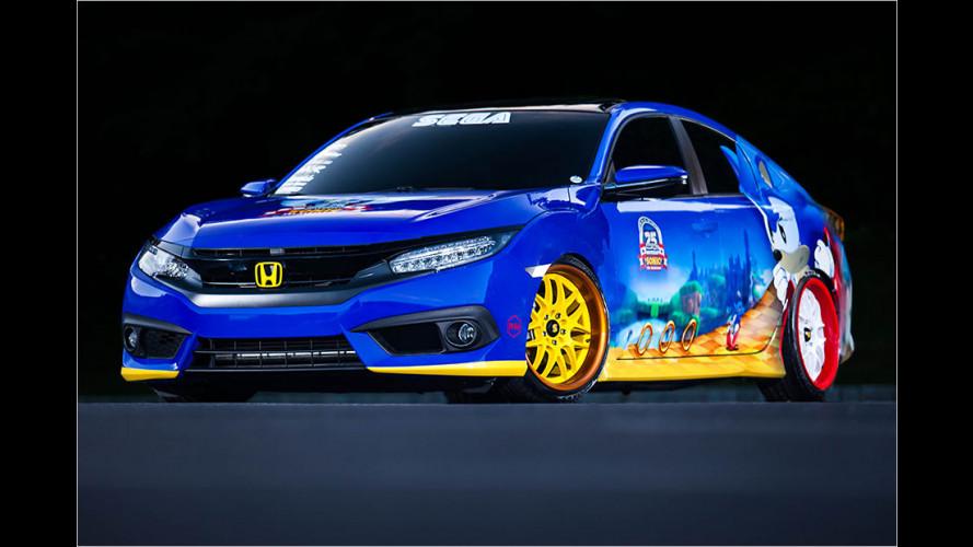 Hier kommt der Sonic-Civic