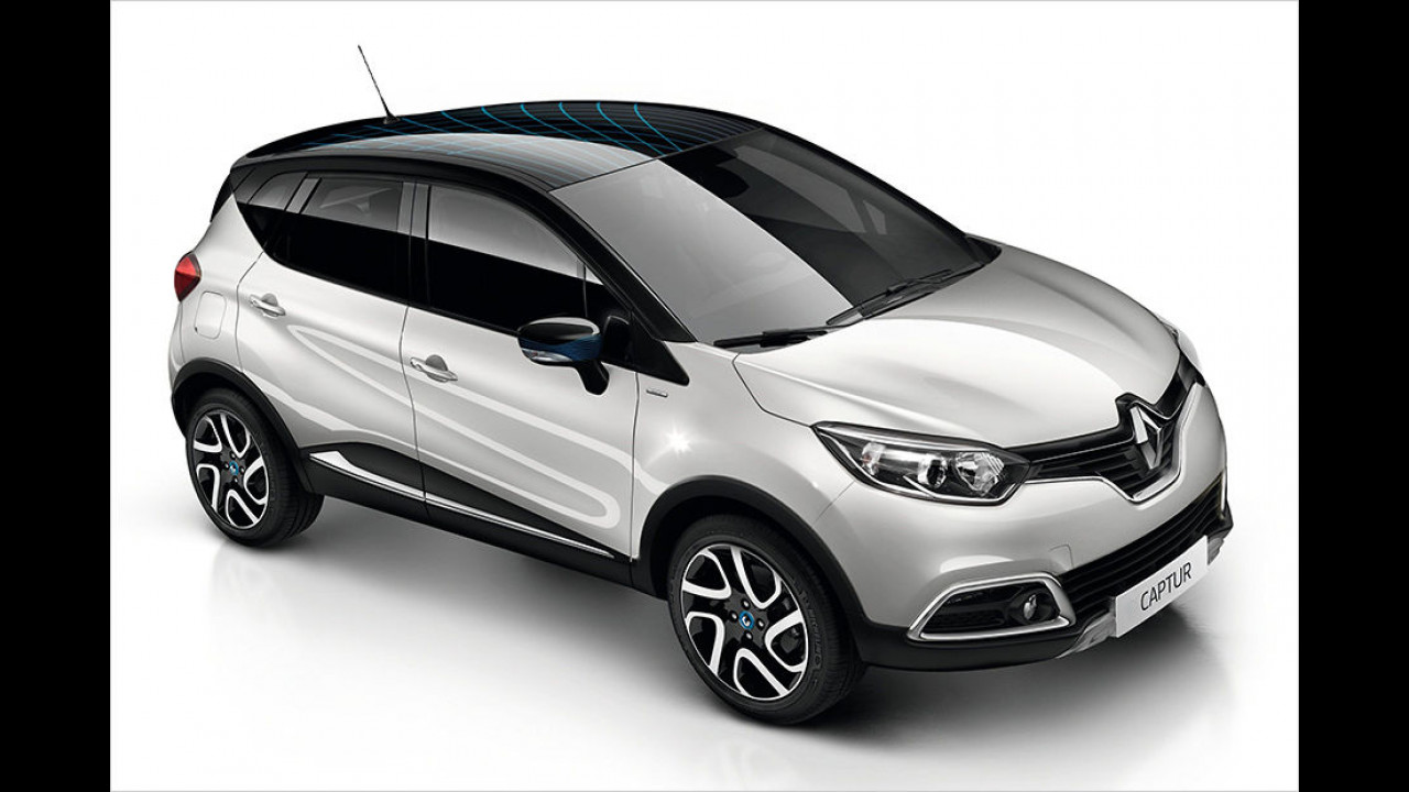 Renault Captur Crossborder