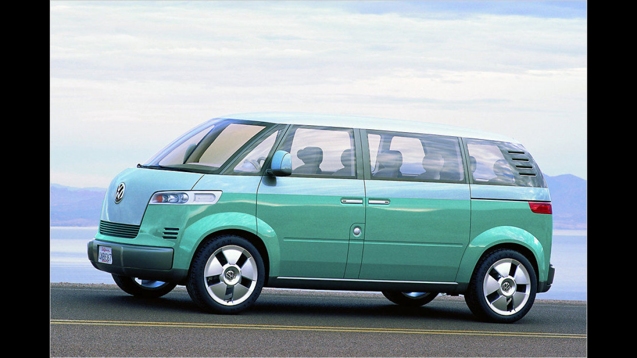 VW Microbus Concept (2001)
