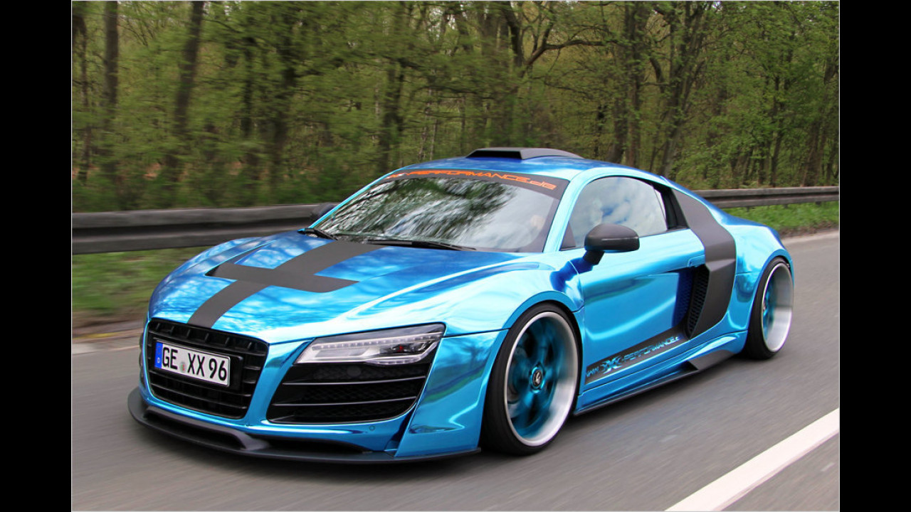 XXX-Performance Audi R8