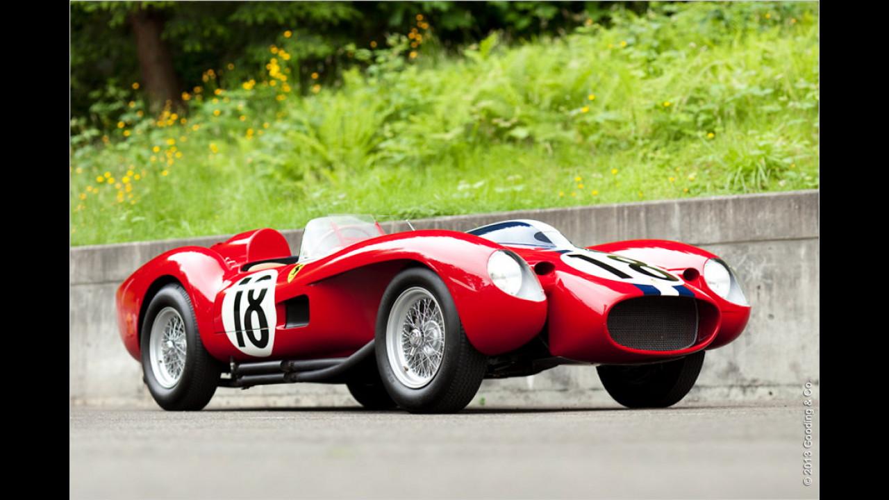 Platz 2: Ferrari 250 Testa Rossa, Baujahr 1957