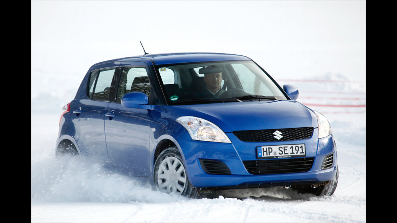 Suzuki Swift 1.2 4x4