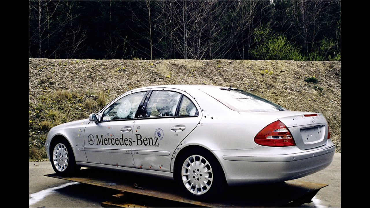 Mercedes E-Klasse Guard