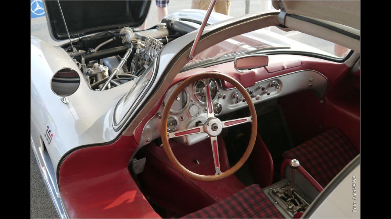 Mercedes-Benz Uhlenhaut-Coupé, 1955