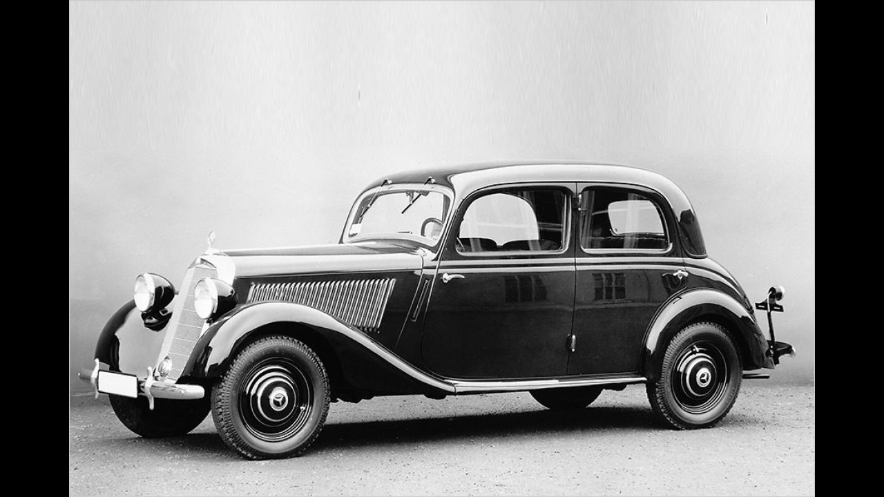 80 Jahre Mercedes 170 V