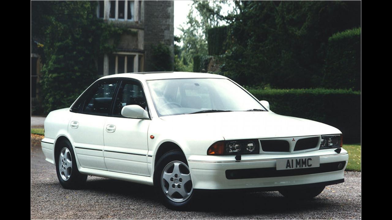 Mitsubishi Sigma (1990)